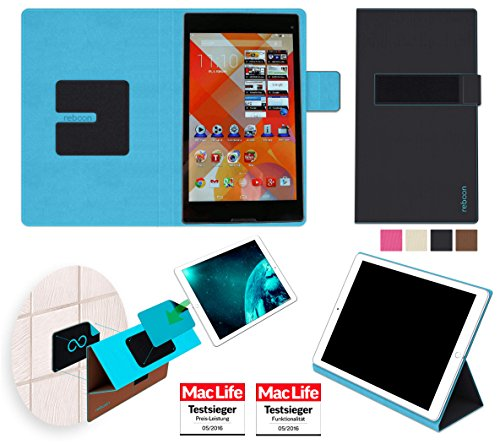 Hülle für Medion Lifetab S8311 Tasche Cover Case Bumper | in Schwarz | Testsieger