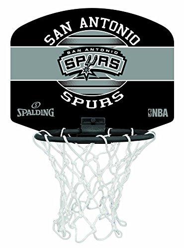 Spalding Nba Sa Spurs Panier + Ballon...