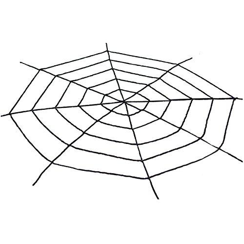 1,5 Meter Halloween weiß Super große Stretch