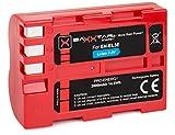 Baxxtar–Batterie pour Nikon EN-EL3e (2000mAh) avec la puce de l'information (dernière génération) pour Nikon D50D70D70S D80D90D100D200D300D300S D700