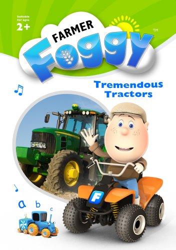 farmer-foggy-tremendous-tractors-dvd-reino-unido