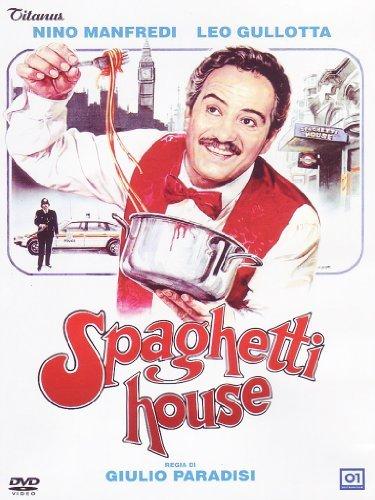 Spaghetti House by Leo Gullotta