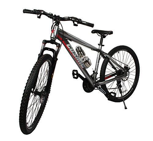 Cosmic Trium 27.5T 21-Speed MTB Bicycle (Grey)