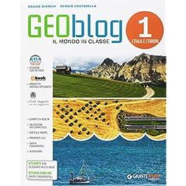 Geoblog. Per la Scuola media. Con e-book. Con espansione online. Con libro: Regioni: 1
