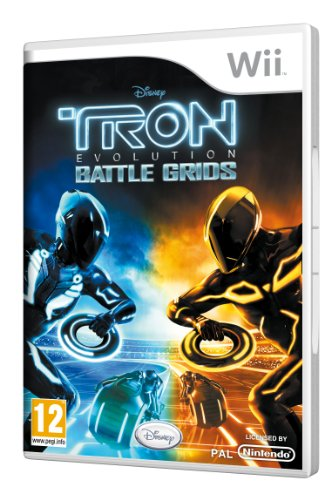 Tron: Evolution (wii)