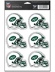 New York Jets 6-Pack Magnet Set
