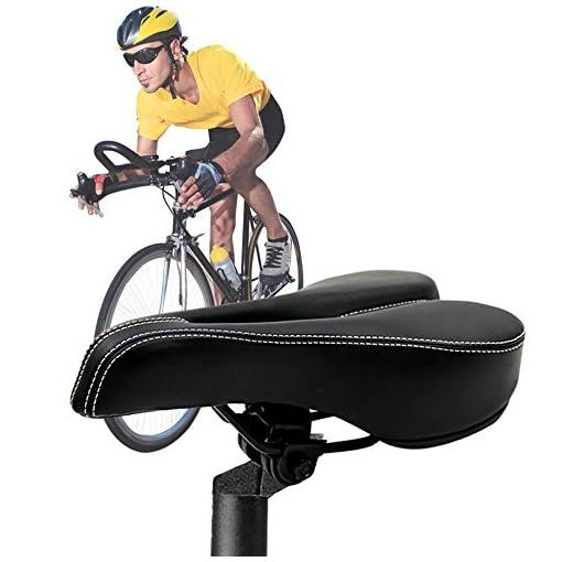 Sedile Bicicletta con cuscinetto in gel
