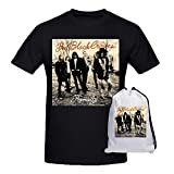 The Black Crowes Remedy Funny Soft O Tee Shirts For Mens XXX-Large