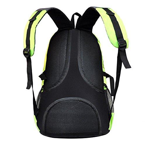 BUSL spalle di viaggio del computer zaino borsa business casual sacchetto maschio 35L studenti delle scuole leggero e di alta . a a