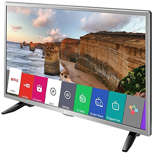 LG 80 cm (32 inches) 32LH576D HD Ready Smart LED Ips TV (Black)