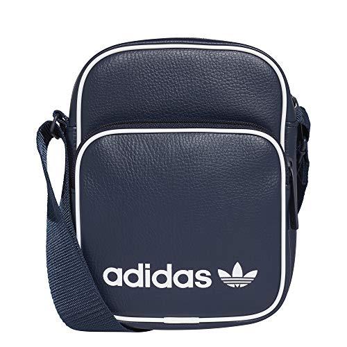 2504bc833f0d Adidas Unisex s Mini Vintage Messenger Bag