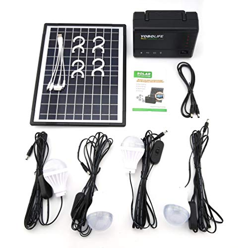 Features:Reusable solar generator, solar charging, environmental protection and energy saving, you can use it in anywhere when there is adequate sunshine.Equipped with usb charging cable, you can charge for mobile phones, MP3, MP4, digital camera...