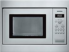 Siemens HF15M552, Forno a microonde ad Incasso, 453 x 320 x 280 mm, 230 V, 50/60 Hz, Bianco
