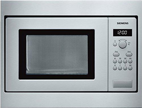 Siemens HF15M552, 1270 W, 230 V, 50/60 Hz, Blanco, 453 x 320 x 280 mm, 16000 g, 290 x 274 x 194 mm – Microondas