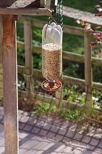 Kit bouteille mangeoire oiseaux jardin - Mangeoire oiseaux bouteille ...