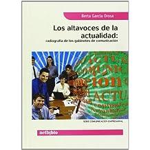 Altavoces De La Actualidad (Comunicación Empresarial)