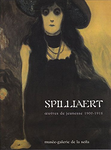 Lon Spilliaert, Oeuvres de Jeunesse : 1900-1918