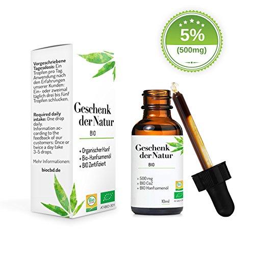 Premium regalo la Naturaleza aceite Organic | bio