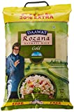 #9: Daawat Rozana Gold Basmati Rice, 5kg with 1kg (20% Extra)