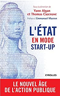 L'Etat en mode start-up par Yann Algan