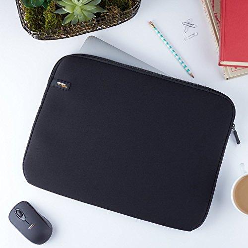 AmazonBasics Wireless Mouse with Nano Receiver Black