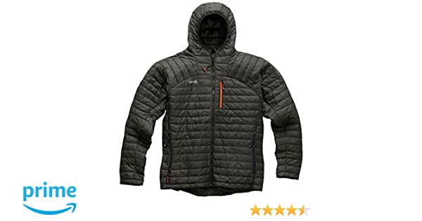New Scruffs Expedition Thermo Jacket Lightweight Work Gilet Black FREE BELT