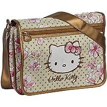 HELLO KITTY nbsp;-41747- Flap Shoulder Bag