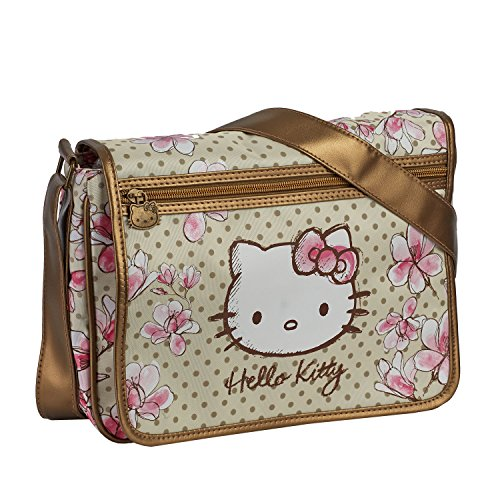Hello Kitty – 41747 – Tasche mit Klappe (Kitty Handtasche Hello)