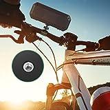 AUKEY Altavoz Bluetooth 4.0 al Aire Libre, Altavoz Impermeable y Protección Adicional Contra Caídas y Golpes Inalámbrico Estéreo, Conductor ligero 3W, 16 horas de Reproducción, Mic incorporado para iPhone, Android, Smartphone Windows y Tablets (verde y gris, SK-M8)