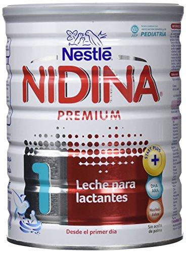 Nidina - 1 Premium Leche en polvo para lactantes -...