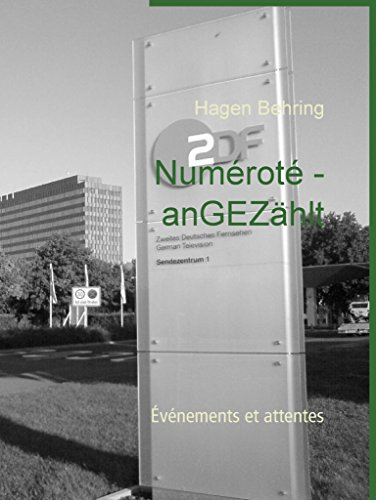 Couverture du livre Numéroté - anGEZählt: Événements et attentes