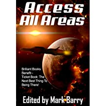 Access All Areas: An Absent Ticket Book To Support the Brilliant Books Benefit Night