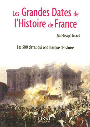 Le Petit Livre de - Les Grandes Dates de...