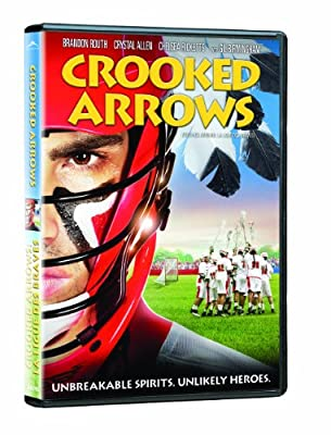 Crooked Arrows [DVD] (2012) Brandon Routh; Gil Birmingham; Steve Rash