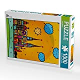 Köln 1000 Teile Puzzle hoch