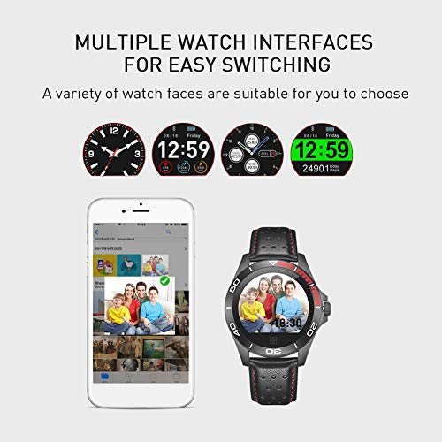 Zoom IMG-3 taozyy orologi intelligenti bluetooth smartwatch