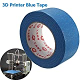 Masking Tape fulla2116Printing Masking Outils pour RepRap Imprimante 3D (50mx50mm)