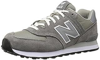 new balance 574 uomo grigio 44