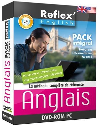 Reflex'English Pack Intégral 1 + 2 + 3 - nouvelle édition