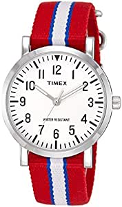Timex Fashion Analog White Dial Unisex Watch - TWEG15410