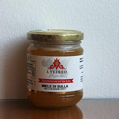 Miele di Sulla Sicilia Gr 500