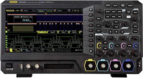 Rigol MSO5104 Digital-Oszilloskop 100 MHz 2 GSa/s 25 Mpts 8 Bit