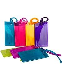 Paquet D'Étiquettes De Bagages TravelMore Pour Valise