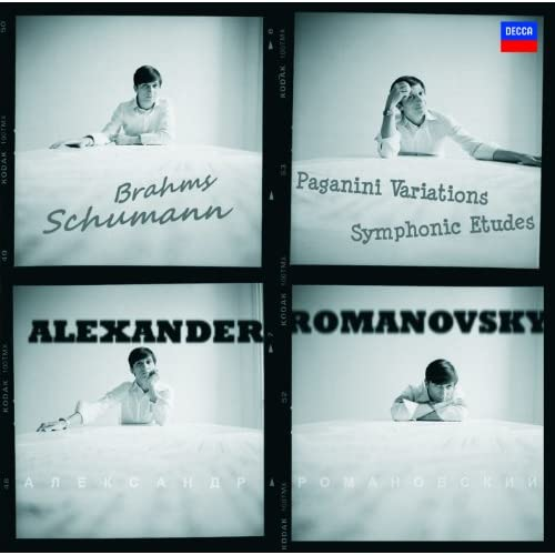Brahms: Variations on a Theme by Paganini, Op.35 - 1k. Var. 10