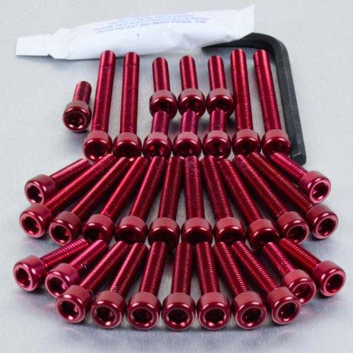 Yamaha Xj750 (Aluminium Engine Kit Yamaha XJ750 Seca Red)