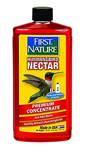 First Nature FN3050 16 oz Red Hummingbird
