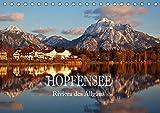 Hopfensee - Riviera des Allgäus (Tischkalender 2019 DIN A5 quer): Fotografische Impressionen vom Hopfensee im Ostallgä