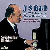 Bach : Le clavier bien tempéré (Coffret 4 CD)