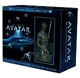 Avatar - Ultimate blu-ray collector's set+libro+action figure di Jake Sully+fotogramma da collezione (3 Blu-Ray)