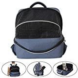 Ohwens Pet Travel Carrier, Space Capsule Pet Dog Cat Backpacks Travel Outdoor Kitten Puppy Bags